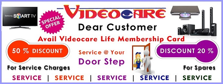 Video Care India Banner